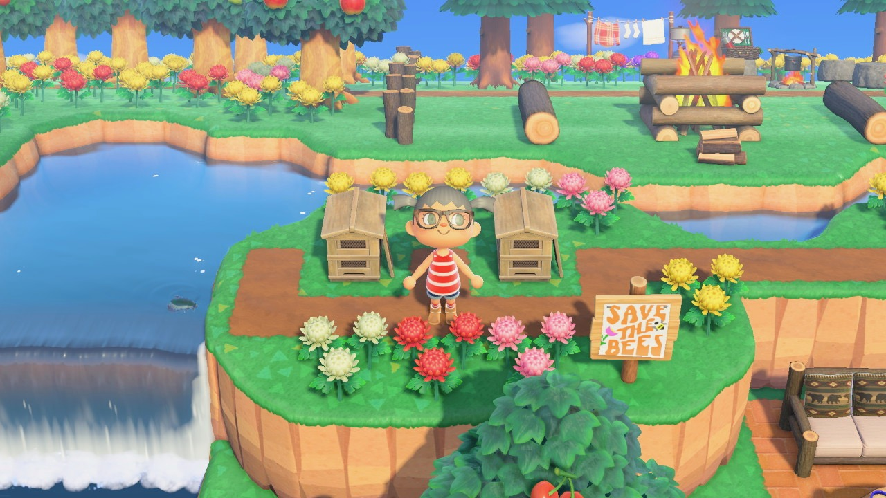 Surf Shop Design Animal Crossing New Horizon