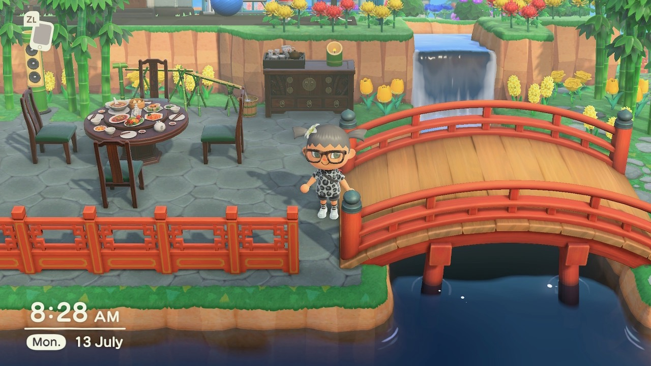 Imperial Restaurant And Spa Design Animal Crossing New Horizon Animal Crossing New Horizons Design Inspiration